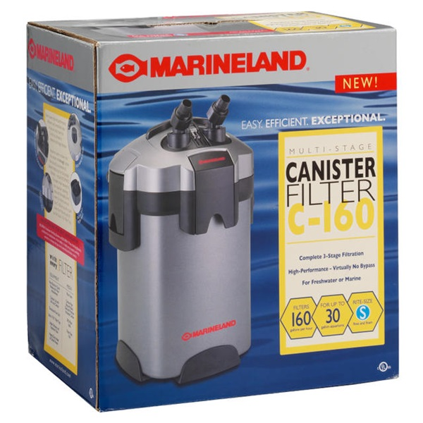 Marineland C-Series Canister Filter C-160