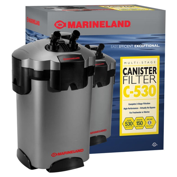 Marineland C Series Canister Filter C 530 Best In Pets